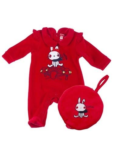 Tuc Tuc Pijama Kırmızı